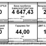 Печать ценников и этикеток в 1С Торговля 10.3